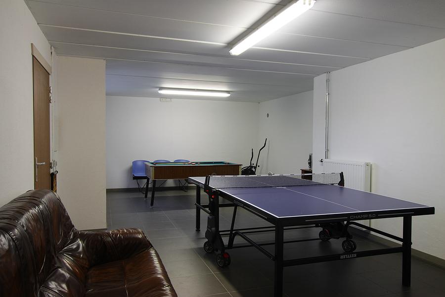 Ontspanningsruimte - Ping Pong
